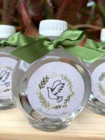 água mineral gourmet personalizada para batizado