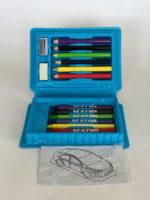 kit pintura I aberto azul