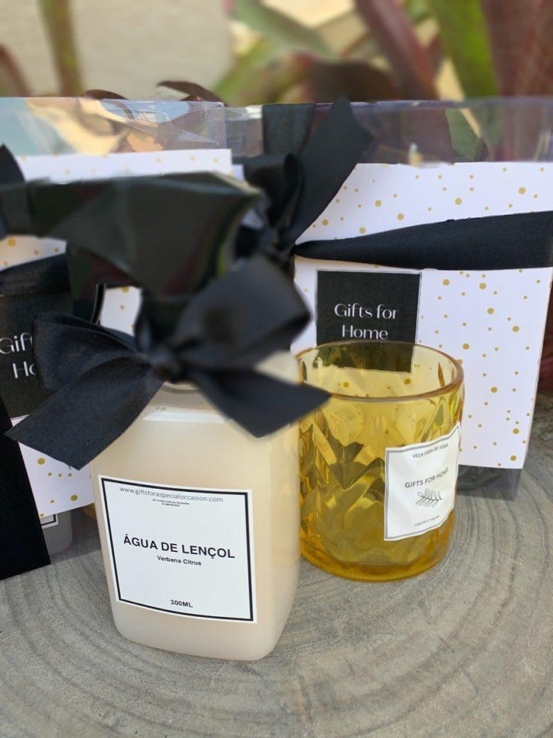 Kit Cadeau 4 - Verbena Citrus