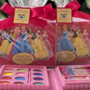 Kit Pintura II princesa